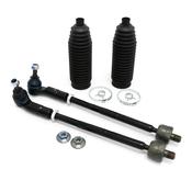 Audi VW Tie Rod Assembly Kit - Meyle 1160300018KT