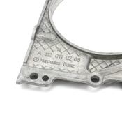 Mercedes Crankshaft Seal Retainer - Genuine Mercedes 1120110208