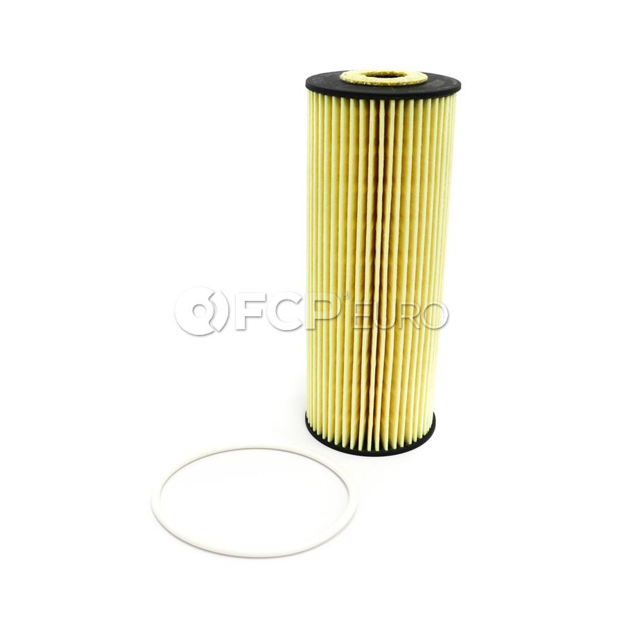 Mercedes Engine Oil Filter Kit - Hengst 1041800109