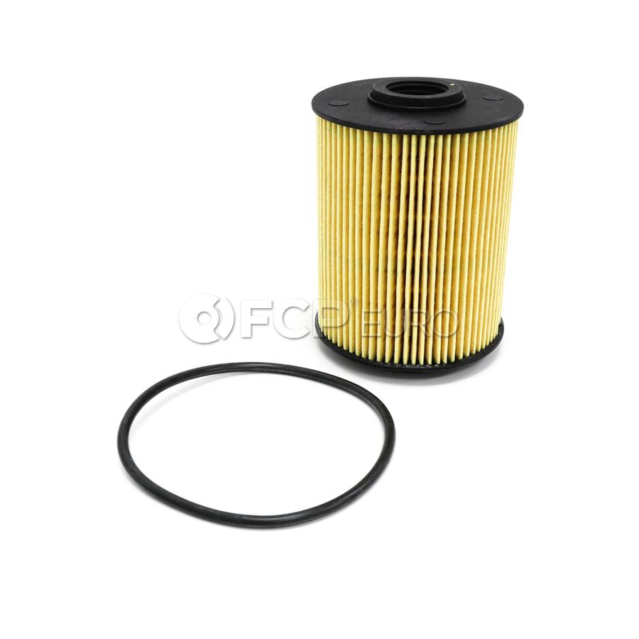 Audi Porsche VW Engine Oil Filter Kit - Mahle OX160DECO