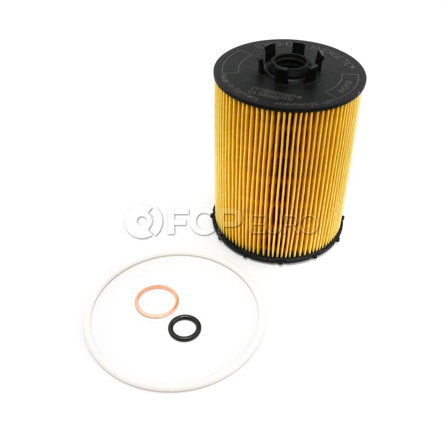 BMW Engine Oil Filter - Hengst 11427542021