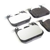 BMW Brake Pad Set - Genuine BMW 34106878878