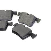 BMW Brake Pad Set - Textar 2519901