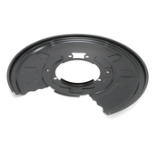 BMW Brake Dust Shield - Vaico 34211166107