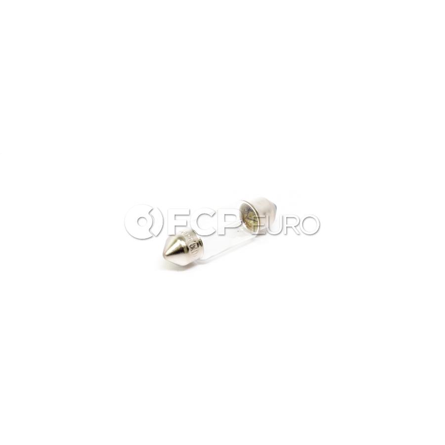 BMW Porsche License Plate Light Bulb - Osram/Sylvania 6418