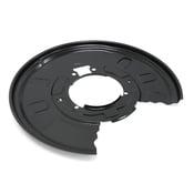 BMW Brake Dust Shield - Vaico 34211166108