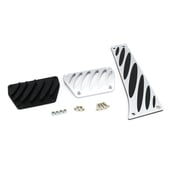 BMW Performance Aluminum Pedal Set - Genuine BMW 35002213212