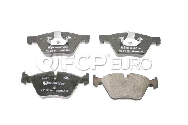 BMW Brake Pad Set - ATE 34116858047