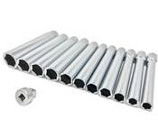 11-Piece Deep Metric Socket Set - CTA Manufacturing 1099