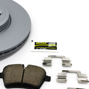 Mini Brake Kit - Zimmermann/Akebono 34116858652KTF