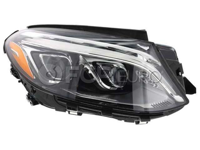 Mercedes Headlight Assembly - Automotive Lighting 1668201259