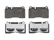 VW Brake Pad Set - Genuine VW Audi 7P6698151F