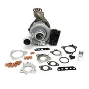 Mercedes Turbocharger Upgrade Kit - Garrett 6420901200