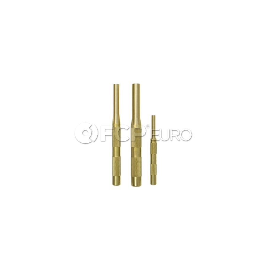 Brass Pin Punch Set (3pc) - Mayhew Steel Products 67004