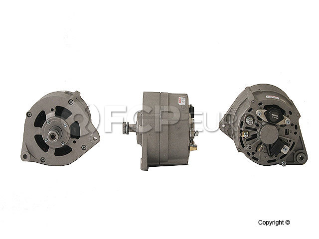 Volvo Alternator 110 Amp - Bosch AL156X
