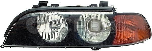 BMW Headlight Assembly Xenon - Genuine BMW 63128386560