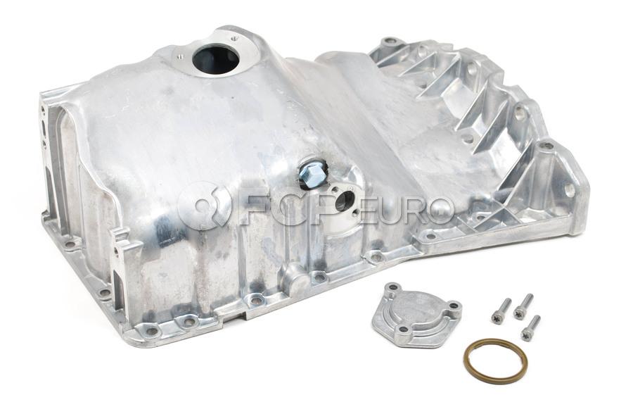 VW Oil Pan Kit - Vaico / Genuine VW Audi 06B103601CA