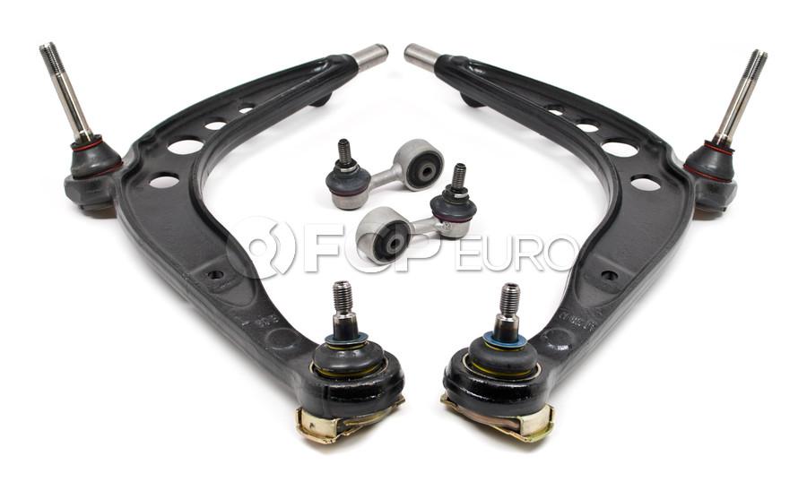 BMW 4-Piece Control Arm Kit - Lemforder E364PIECEKIT