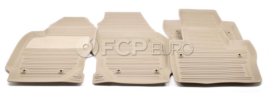 Volvo Rubber Floor Mat Set - Genuine Volvo 39807572
