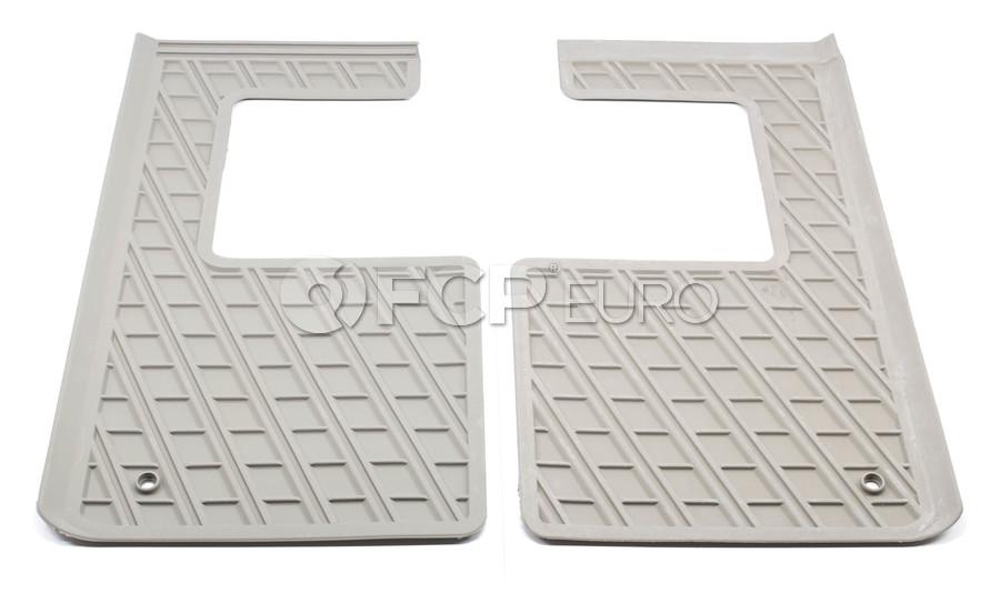Volvo 3rd Row Floor Mat Set Oak - Genuine Volvo 39972686