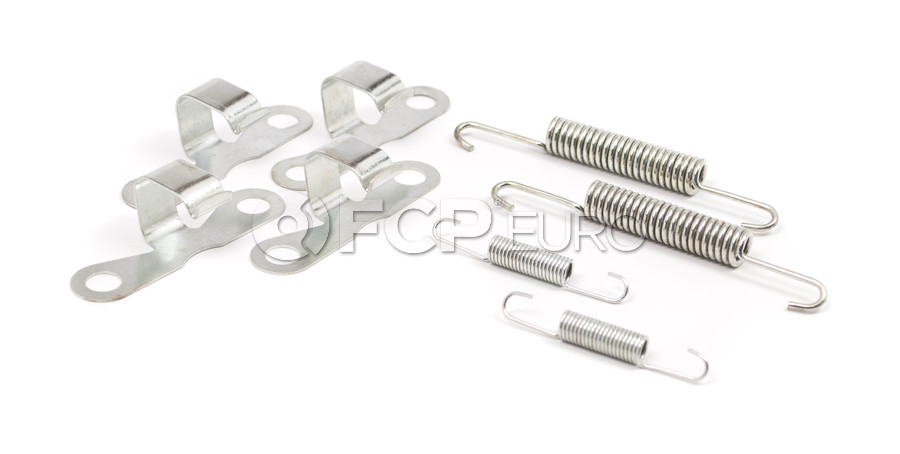 Volvo Parking Brake Hardware Kit - TRW 51990722
