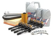 BMW Tune-Up Kit with Oil - E38TUNEKIT2