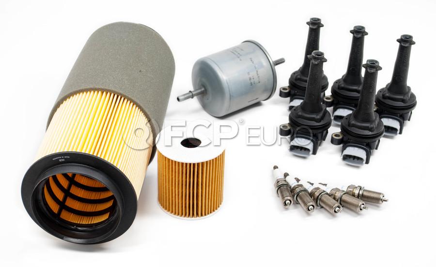 OEM Tune Up Kit Cabin Filter Air /& Oil Filter Bosch Platinum Spark Plugs