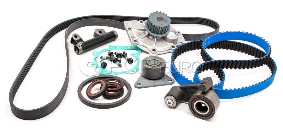 Volvo Timing Belt Kit (850 C70 V70 S70) - Genuine/Gates TBKIT252WP-OEGB