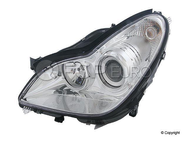 Mercedes Headlight Assembly - Hella 2198200861