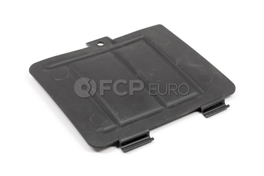 BMW Oil Drain Plug Access Cover - Genuine BMW 51718197932