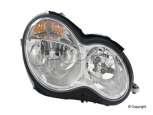 Mercedes Headlight Assembly - Magneti Marelli 2038201659