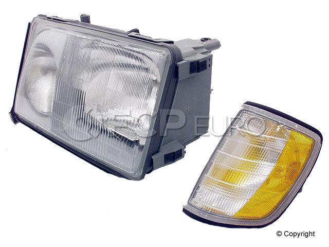 Mercedes Headlight Assembly - Magneti Marelli 1248208959