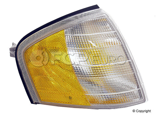 Mercedes Turn Signal Lens - Magneti Marelli 2028261243