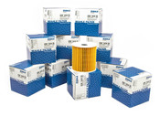 Volvo Engine Oil Filter Case of 12 - Mahle 1275810