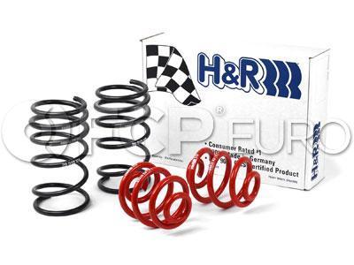 BMW Sport Spring Lowering Kit - H&R 29910-2
