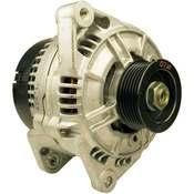 Audi Alternator 120 AMP - Bosch 046903015FX