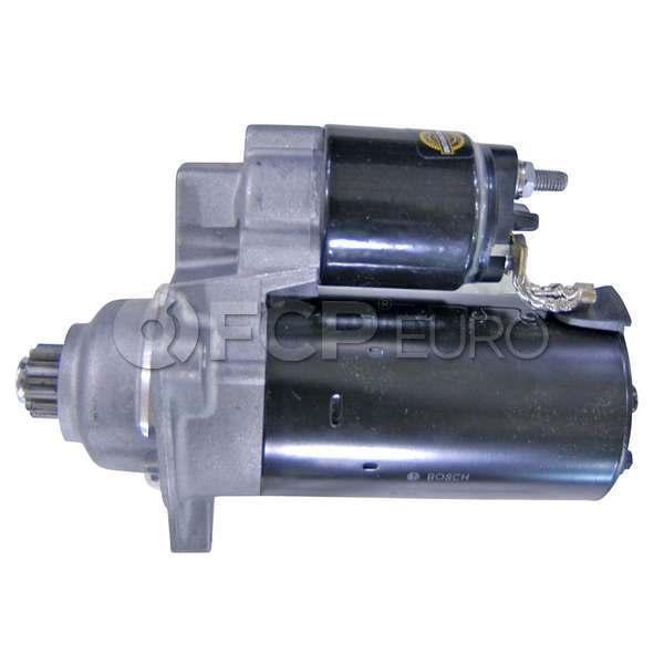 VW Starter Motor - Bosch 02B911023LX