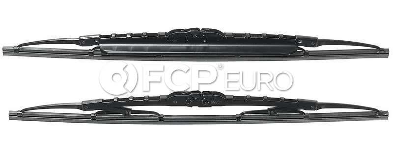 Porsche Windshield Wiper Blade Set - Bosch 3397118541