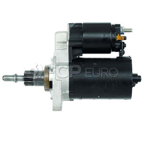 VW Starter Motor - Bosch 02A911023EX