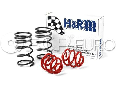 BMW Lowering Springs - H&R Sport 29910
