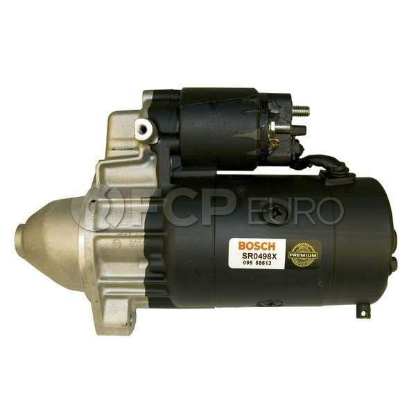 Mercedes Starter Motor - Bosch 0041515201