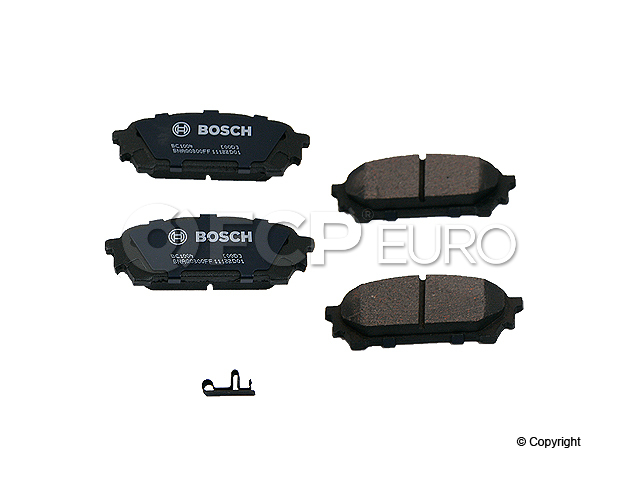 Saab Brake Pad Set - Bosch BC1004
