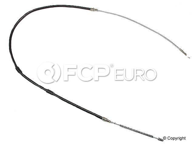 Parking Brake Cable - Gemo - 433680
