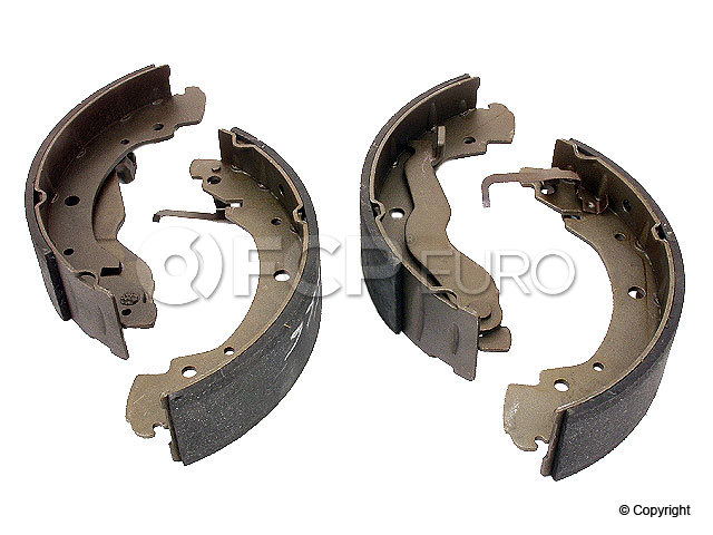 VW Drum Brake Shoe - 666