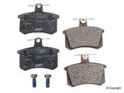 Audi Brake Pad Set - ATE D363A