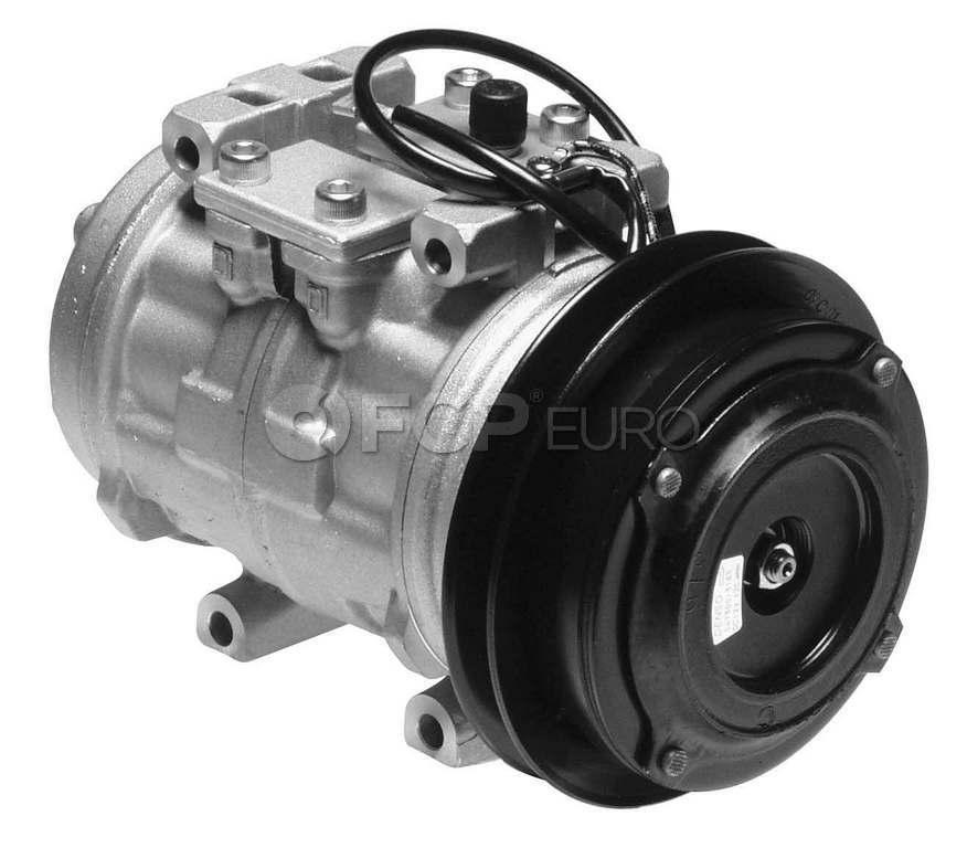 Porsche A/C Compressor - Denso 471-0124