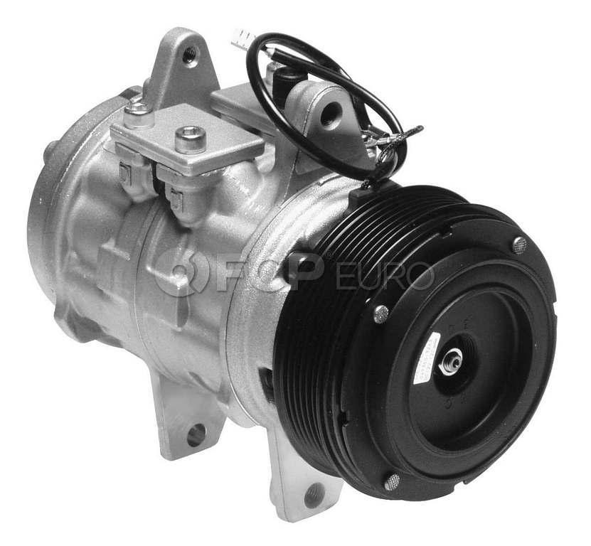 Porsche A/C Compressor - Denso 471-0128