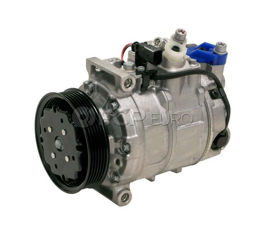 Audi VW A/C Compressor - Denso 8E0260805S