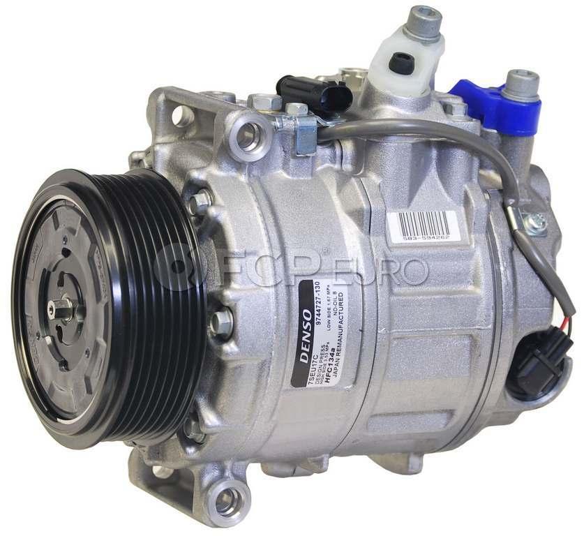 Mercedes A/C Compressor - Denso 0022308111