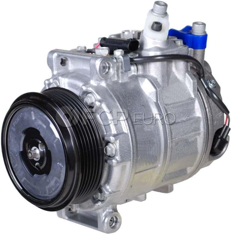 Mercedes A/C Compressor - Denso 471-1594
